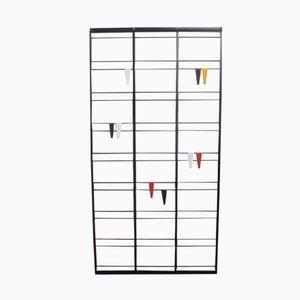 Note Ladder Coat Rack by Tjerk Reijenga for Pilastro, 1950s