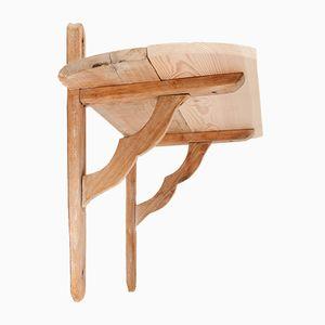 Antikes Spanisches Holzregal