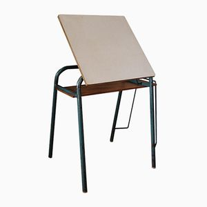 French Drawing Table, 1960s