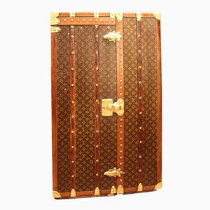 Extra Large Louis Vuitton Wardrobe Steamer Trunk, 1920s