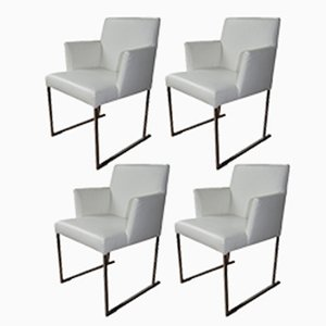 Solo S58 Chairs by Antonio Citterio for B&B Italia, 1999, Set of 4