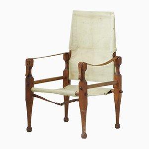 Safari Stuhl von Kaare Klint, 1950er