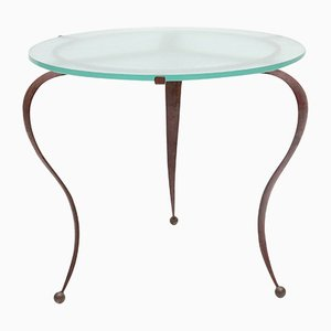 Vintage Occasional Table by René Drouet