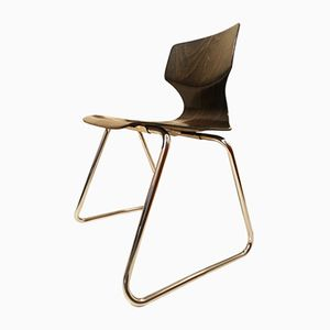 Mid-Century Industrial Chair from Flototto