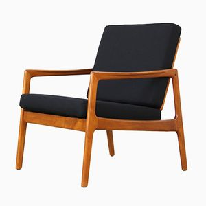 Danish Modern Easy Chair, 1960s