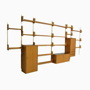 Large Modular Wall Unit by Dieter Reinhold