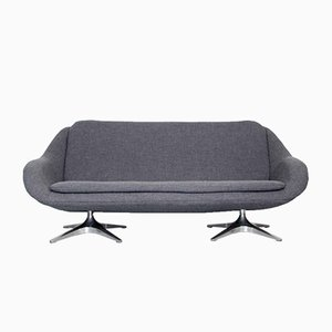 Grey 2.5 Seater Sofa from Rohé Noordwolde