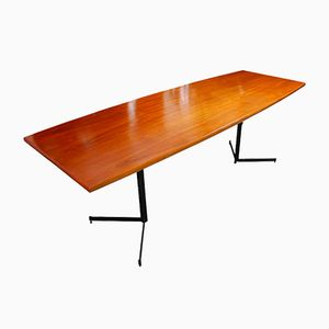 Pancrazio Dining Table by Campo & Graffi for Home Torino, 1950s