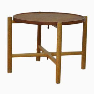 Danish Side Table by Hans J. Wegner for PP Mobler, 1960s