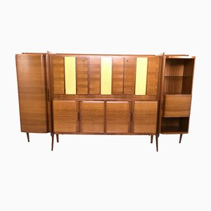 Italian Highboard Cabinet by Ico Parisi, 1950s