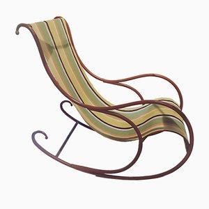 Chaise à Bascule de Luigi Zurla, Italie, 1940s