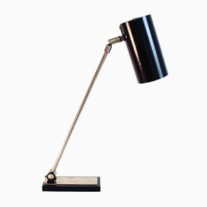 Niederländische Mid-Century Modernistische Tischlampe von Philips