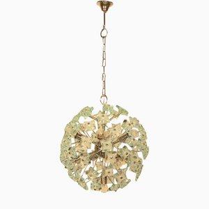 Italian Pop Art Sputnik Ceiling Lamp, 1970s