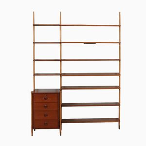 Shelving System with Cabinet by William Watting from Fristho, 1960s