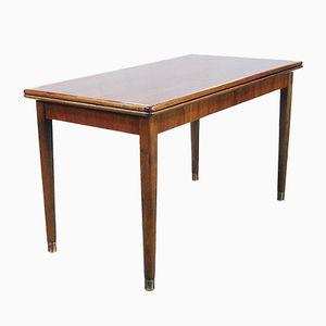 Danish Teak Folding Table by Aksel Jørgensen for Vildbjerg Møbelfabrik, 1952