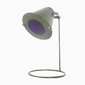 East German Military Landing Zone Lamp, 1970s