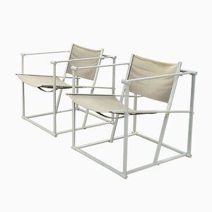Vintage FM60 Lounge Chairs by Radboud van Beekum for Pastoe, Set of 2