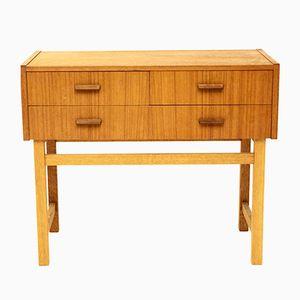 Small Danish Three Drawer Cabinet