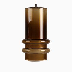 Vintage Circle Lamp by Jo Hammerborg for Fog & Mørup and Kastrup Holmegaard