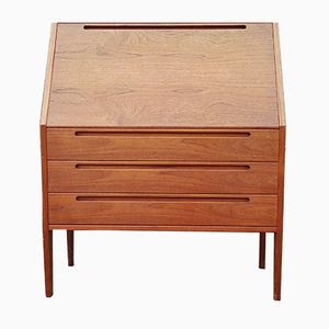 Danish Secretaire by Nils Jonsson for HJN Mobler, 1960s