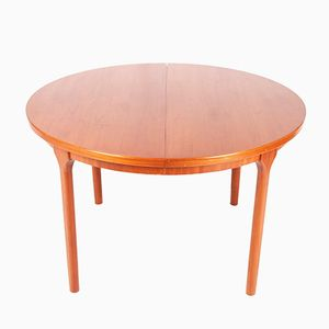 Mid-Century Extending Teak Dining Table from McIntosh, 1970s