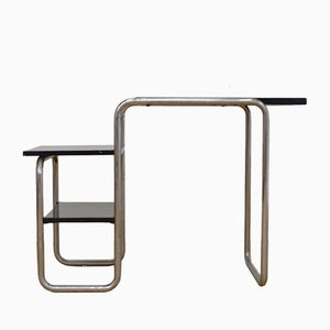 modell b10 tisch von marcel breuer 1940er bei pamono kaufen. Black Bedroom Furniture Sets. Home Design Ideas
