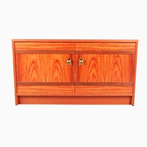 Vintage Danish Rosewood Cabinet, 1960s