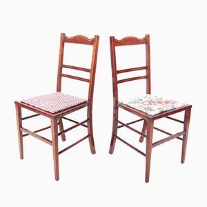 Chaise forme main en acajou sculpt 1960s en vente sur pamono - Chaise pour chambre a coucher ...