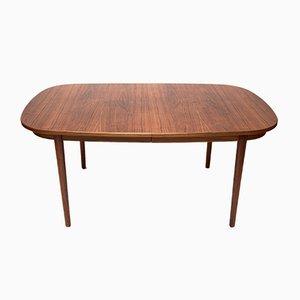 Mid-Century Danish Extending Dining Table