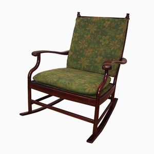 Vintage Rosewood Rocking Chair from Simmons