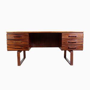 Rosewood Desk by Henning Jensen, 1960s
