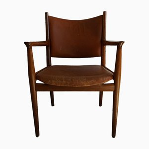 Mid-Century JH-713 Chair by Hans Wegner for Johannes Hansen