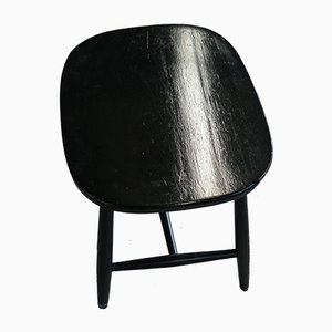 Mid-Century Stool by Ilmari Tapiovaara for Hagafors