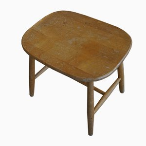 Mid-Century Scandinavian Stool by Ilmari Tapiovaara for Hagafors