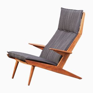 Dutch Lounge Chair from Gelderland, 1950s