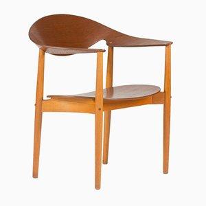 Metropolitan Chair von Ejner Larsen & Aksel Bender Madsen für Fritz Hansen