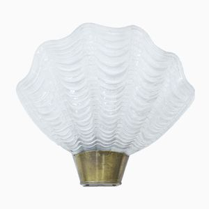 Coquille Wall Lamp from ASEA, 1940s