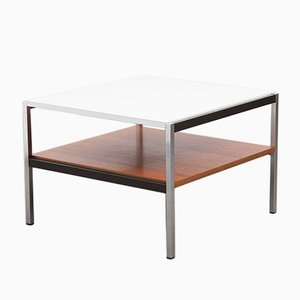 Dutch Square Coffee Table by Coen de Vries for Gispen, 1960s