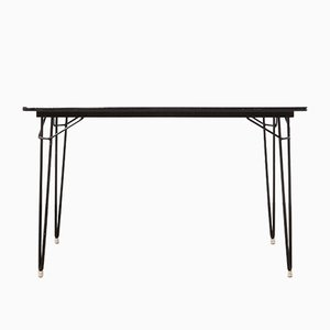Dutch Dining Table by W.H. Gispen for Kembo, 1950s