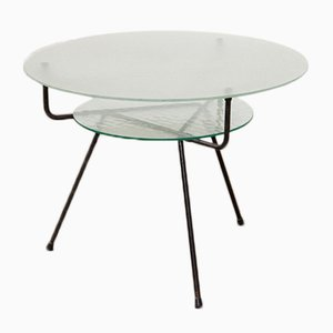 Vintage Dutch 509 Coffee Table by W.H.Gispen for Kembo