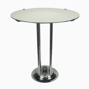Vintage Chromed Side Table, 1930s