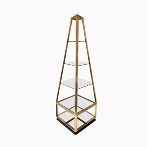Vintage Pyramid Display Unit
