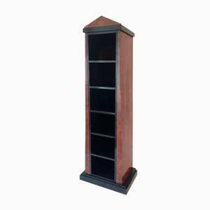 Postmodern Bookcase by Ettore Sottsass and Marco Zanini for Franz Leitner