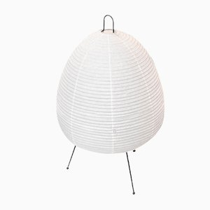 Vintage Japanese Akari 1A Table Lamp by Isamu Noguchi for Ozeki & Co.