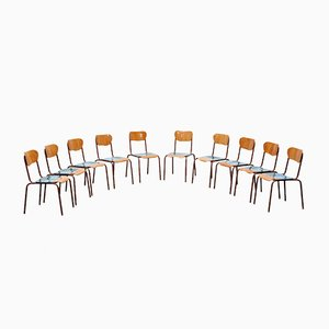 Bones Dining Chairs by Markus Friedrich Staab, Set of 10
