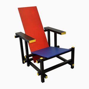 crate chair von gerrit rietveld bei pamono kaufen. Black Bedroom Furniture Sets. Home Design Ideas