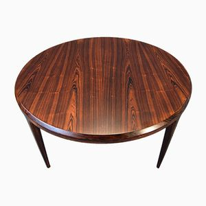 Mid-Century Rosewood Coffee Table by Johannes Andersen for CFC Møbler Silkeborg