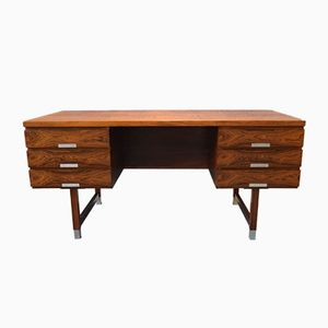 Rosewood Desk by Kai Kristiansen for Schou Andersen