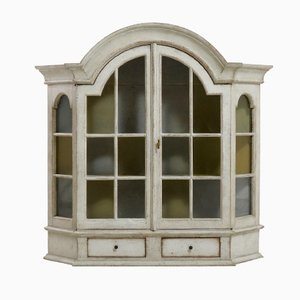 Rococo Style Wall Cabinet, 1910s