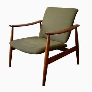 No. 138 Armlehnstuhl von Finn Juhl für France & Son, 1958